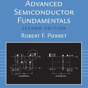 Solution Manual for Advanced Semiconductor Fundamentals, 2nd Edition, Pierret