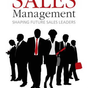 Solution Manual for Sales Management