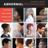 Solution Manual for Abnormal Psychology