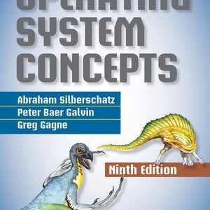 Solution Manual for Operating System Concepts 9th Edition Silberschatz