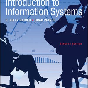 Test Bank for Introduction to Information Systems