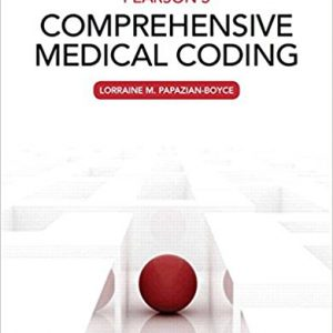 Test Bank for Pearsons Comprehensive Medical Coding
