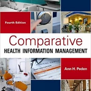 Test Bank for Comparative Health Information Management