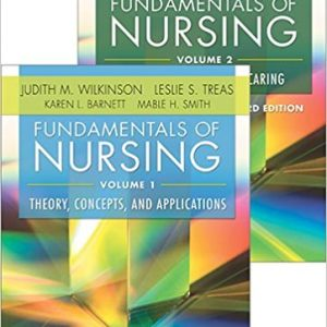 Test Bank for Fundamentals of Nursing