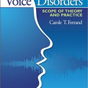 Test Bank for Voice Disorders