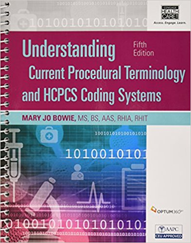 Test Bank for Understanding Current Procedural Terminology and HCPCS Coding Systems