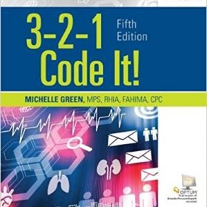 Test Bank for 3-2-1 Code It