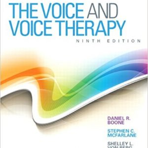 Test Bank for The Voice and Voice Therapy