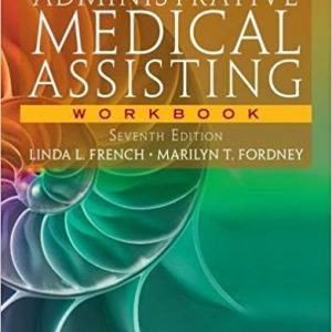Test Bank for Administrative Medical Assisting