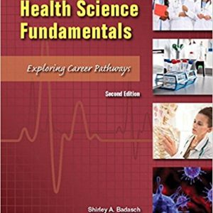 Test Bank for Health Science Fundamentals