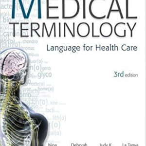 Test Bank for Medical Terminology