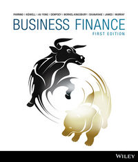 Solution manual for Business Finance 1st Edition by Parrino