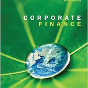 Solution Manual for Corporate Finance