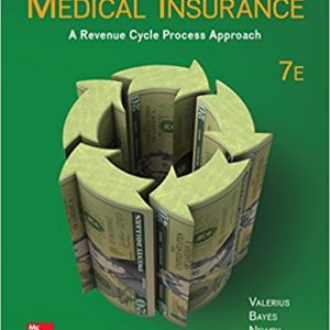 Test Bank for Medical Insurance