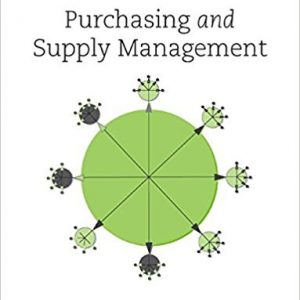 Solution Manual for Purchasing and Supply Management