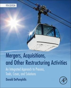 Solution Manual for Mergers