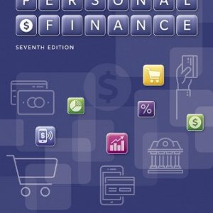 Test Bank for Personal Finance 7th Edition Madura