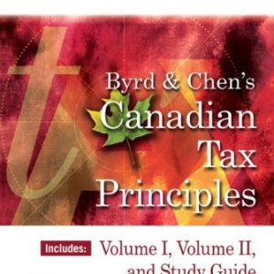 Solution Manual for Canadian Tax Principles 2019-2020 Edition Byrd