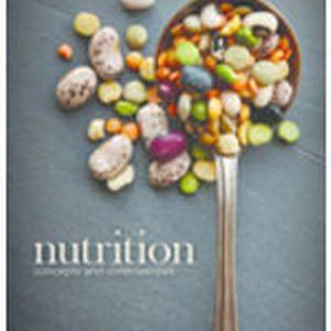 Test Bank for Nutrition: Concepts and Controversies
