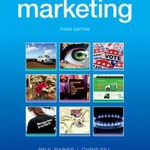 Test Bank for Marketing, 3rd Edition, Baines