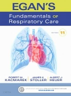 Test Bank for Egan's Fundamentals of Respiratory Care