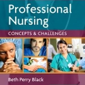 Test Bank for Professional Nursing