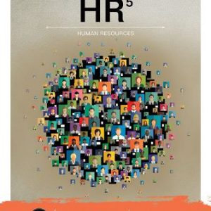 Solution Manual for HR 5th Edition DeNisi ISBN-10: 0357048180