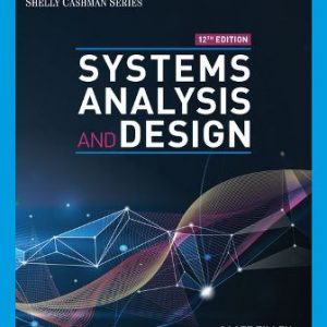 Test Bank for Systems Analysis and Design 12th Edition Tilley