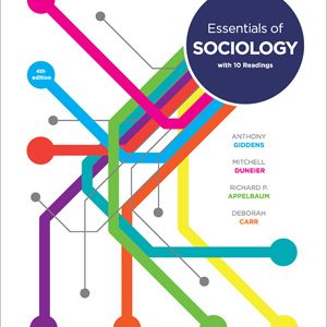 Test Bank for Essentials of Sociology, 4th Edition, Giddens