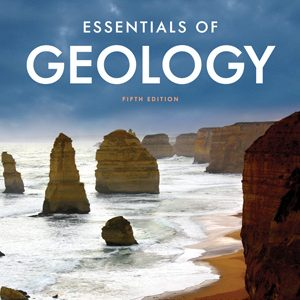 Test Bank for Essentials of Geology, 5th Edition, Marshak