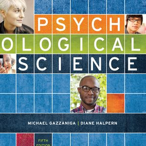 Test Bank for Psychological Science