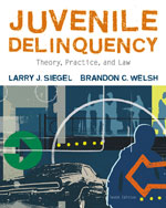 Test Bank for Juvenile Delinquency: Theory, Practice, and Law, 10th Edition Siegel