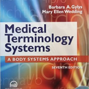 Test Bank for Medical Terminology Systems