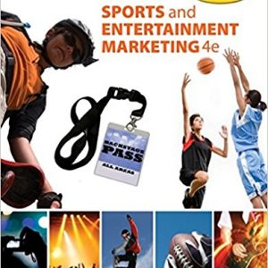 Test Bank for Sports and Entertainment Marketing
