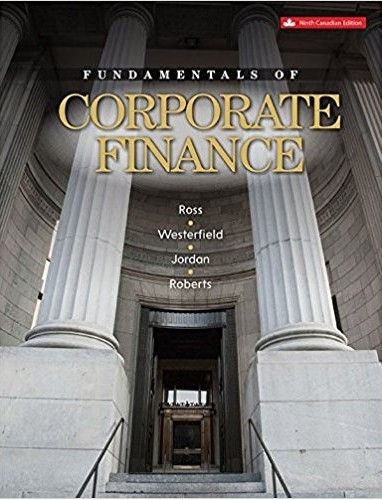 Solution Manual for Fundamentals of Corporate Finance