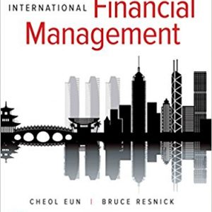 Test Bank for International Financial Management