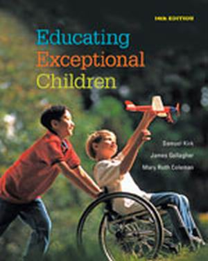 Solution Manual for Educating Exceptional Children