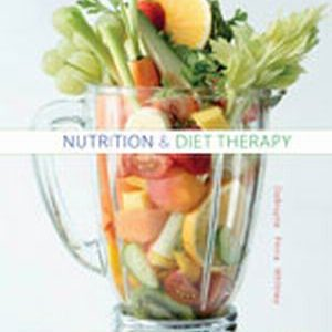 Solution Manual for Nutrition and Diet Therapy, 9th Edition, DeBruyne