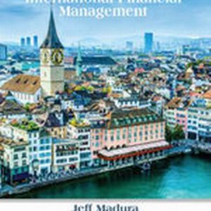 Test Bank for International Financial Management, 13th Edition, Madura
