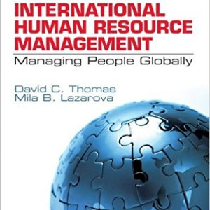 Solution Manual for Essentials of International Human Resource Management Managing People Globally
