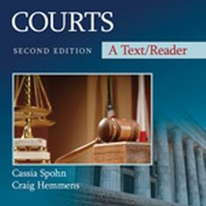 Test Bank for Courts A Text/Reader, 2nd Edition, Spohn