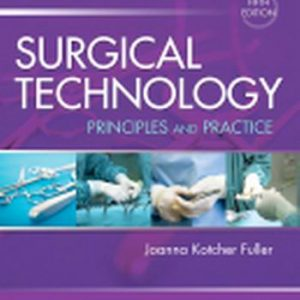 Test Bank Surgical Technology Principles and Practice