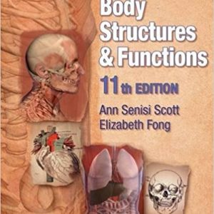 Solution Manual for Body Structures and Functions