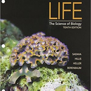 Test Bank for Life: The Science of Biology, 10th Edition, Sadava