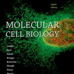 Test Bank for Molecular Cell Biology, 8th Edition Lodish