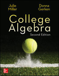 Test Bank for College Algebra 2nd Edition by Miller