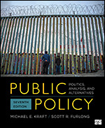 Test Bank for Public Policy Politics, Analysis, and Alternatives 7th Edition Kraft