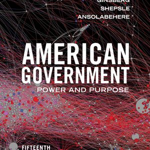 Test Bank for American Government: Power and Purpose 15th Edition Lowi