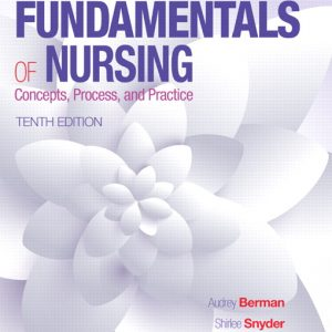 Solution Manual for Kozier & Erb's Fundamentals of Nursing