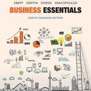 Solution manual for Business Essentials 8th Edition by Ebert